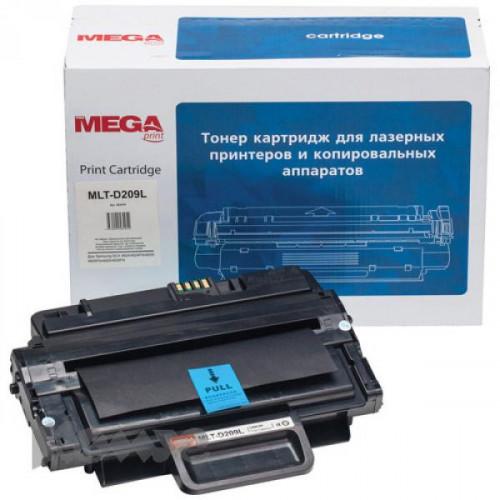 Картридж лазерный MEGA print MLT-D209L черный совместимый