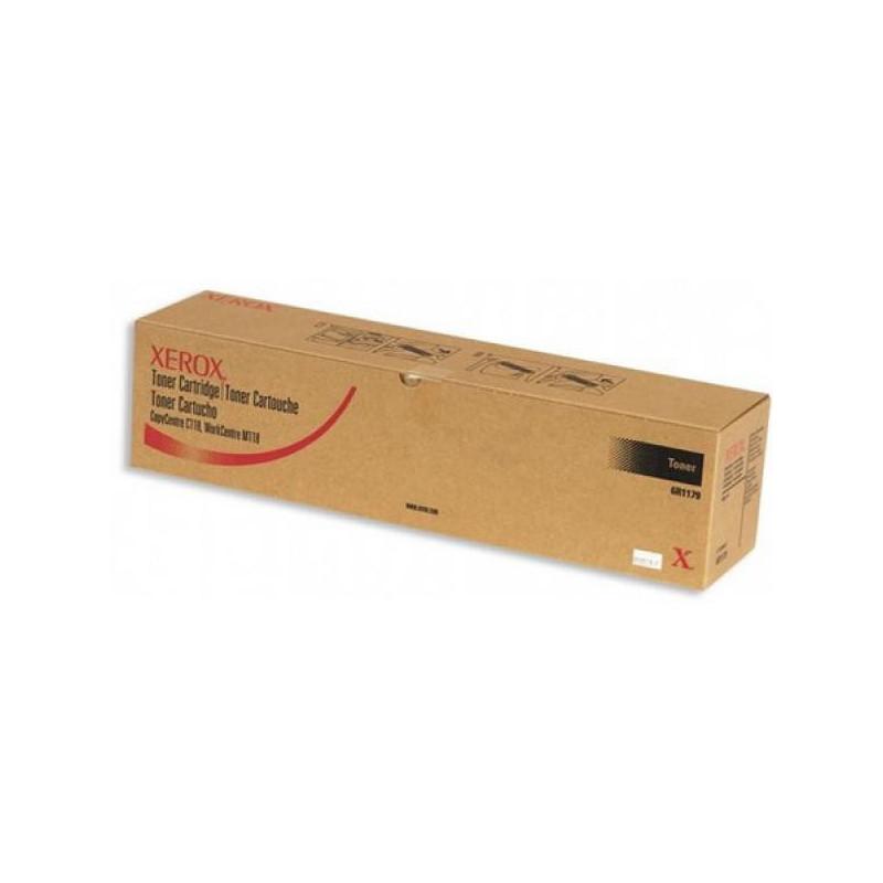 Тонер-картридж Xerox 006R01179 черный оригинальный
