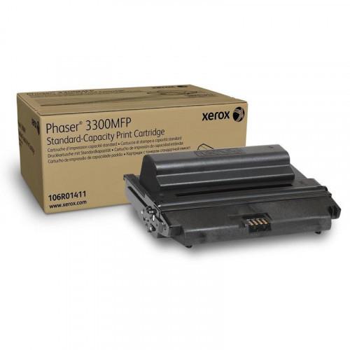 Картридж лазерный Xerox 106R01411 черный оригинальный