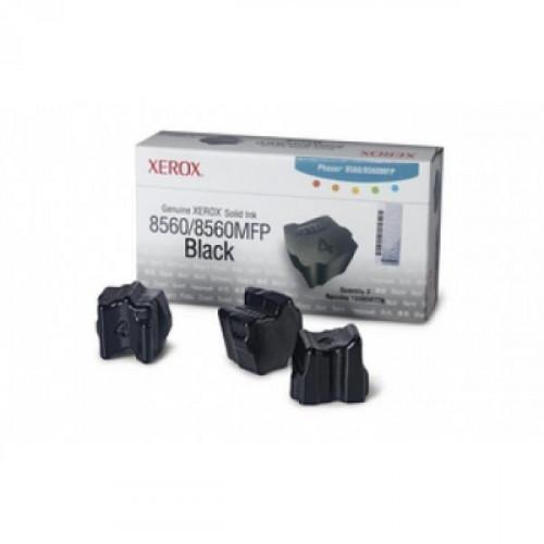 Чернила XEROX XX108R00767 3 штуки твердые черный