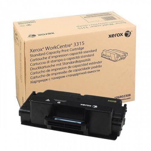 Тонер Картридж Xerox 106R02308 черный (2300стр.) для Xerox WC3315
