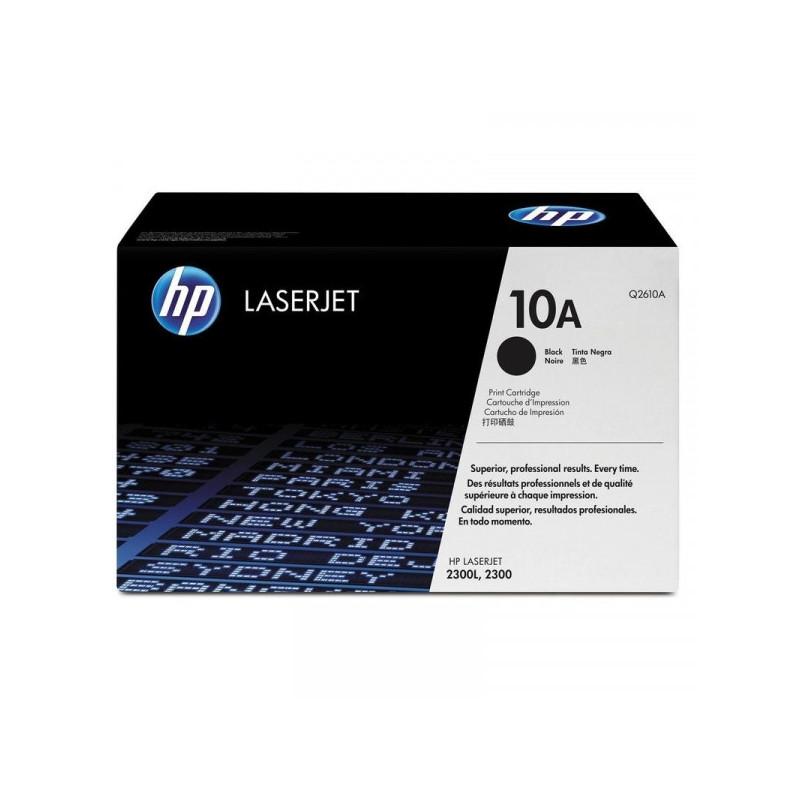 Картридж лазерный HP 10A Q2610A черный оригинальный