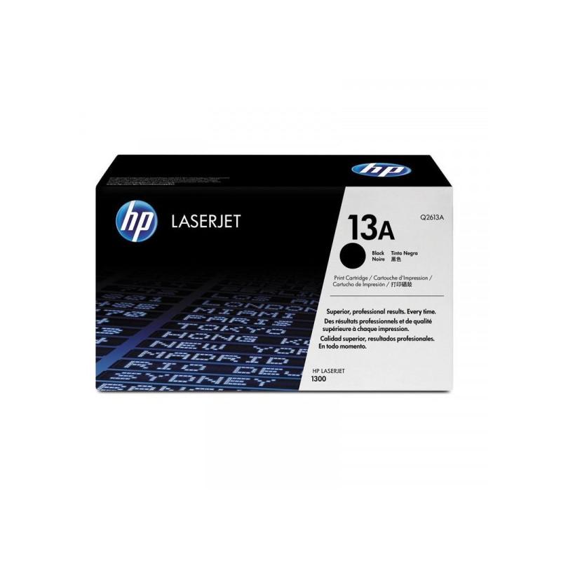 Картридж лазерный HP 13A Q2613A черный оригинальный