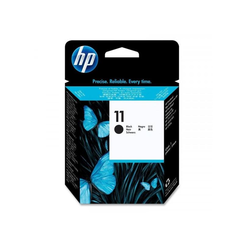 Головка печатающая HP 11 C4810A черная оригинальная