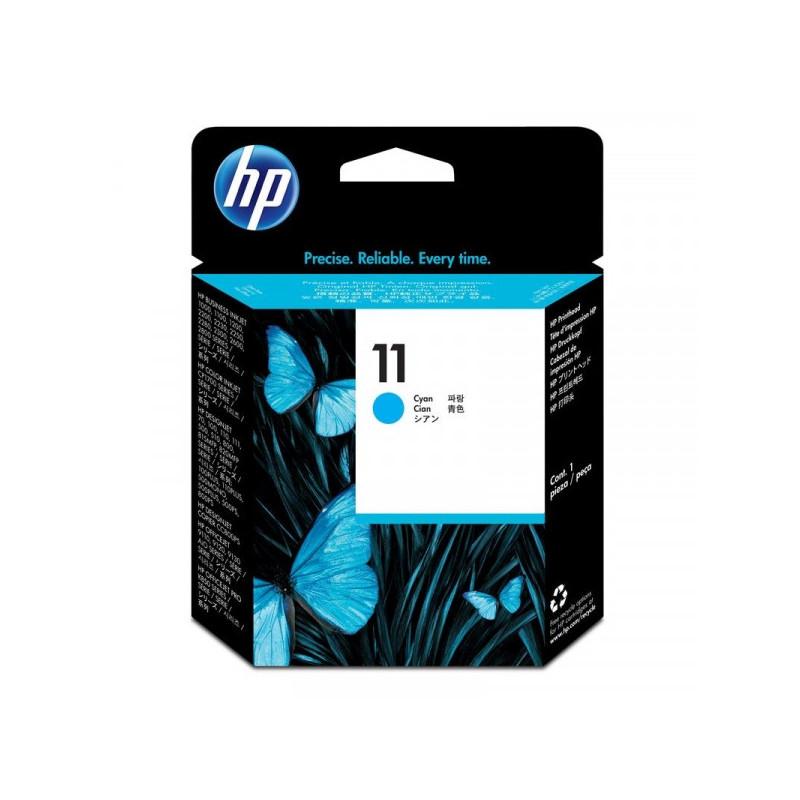 Головка печатающая HP 11 C4811A голубая оригинальная