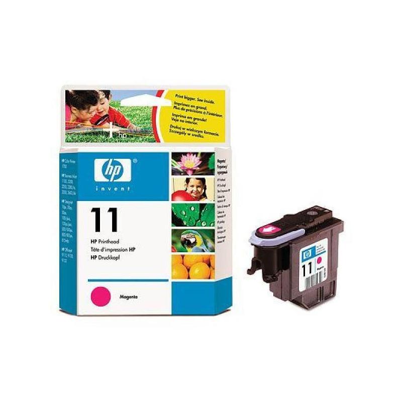 Головка печатающая HP 11 C4812A пурпурная оригинальная