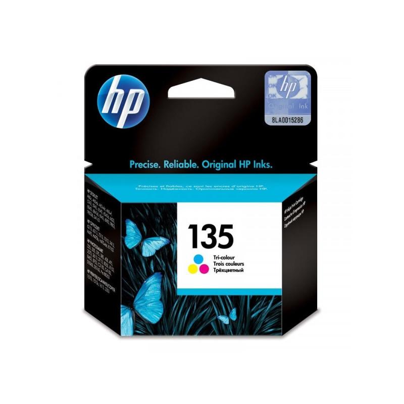 Картридж струйный HP 135 C8766HE цветной оригинальный