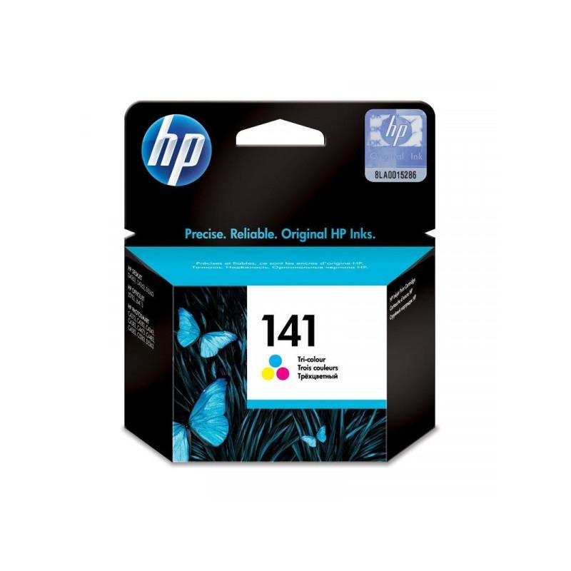 Картридж струйный HP 141 CB337HE цветной оригинальный