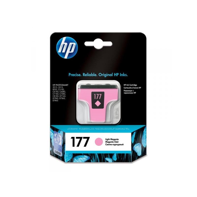 Картридж струйный HP 177 C8775HE светло-пурпурный оригинальный