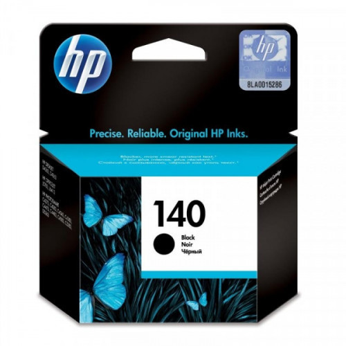 Картридж струйный HP 140 CB335HE черный оригинальный