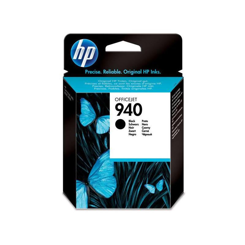 Картридж струйный HP 940 C4902AE черный оригинальный