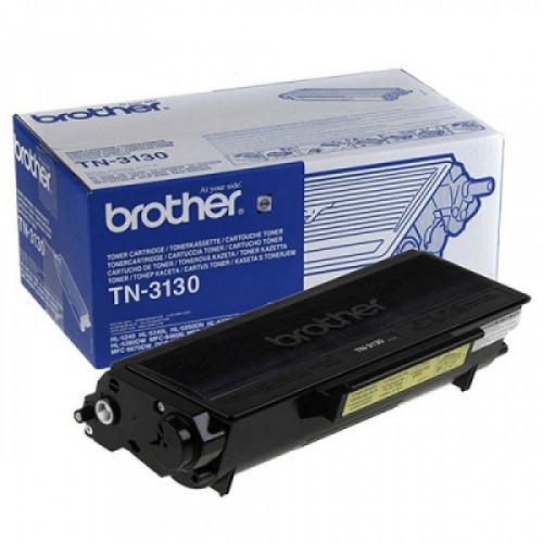 Картридж Brother TN3130 черный (3500стр.) для Brother HL5240/5250/5270/5280/DCP8060/8065/MFC8460/8860/8870