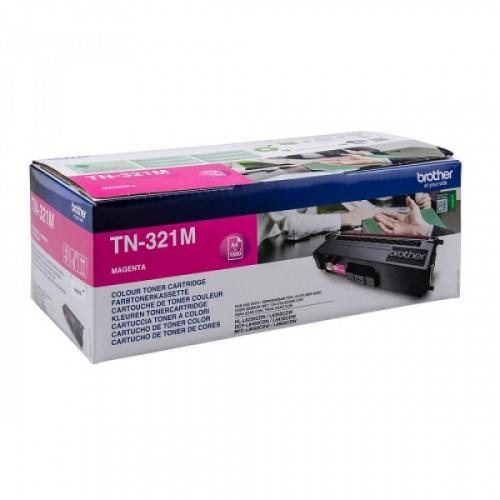 Картридж Brother TN321M пурпурный (1500стр.) для Brother HL-L8250CDN/MFC-L8650CDW