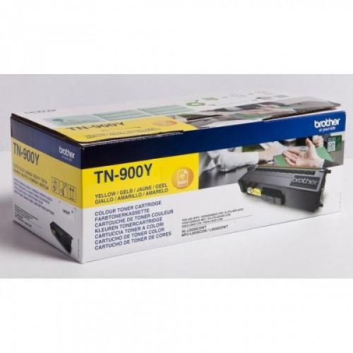 Картридж Brother TN321Y желтый (1500стр.) для Brother HL-L8250CDN/MFC-L8650CDW