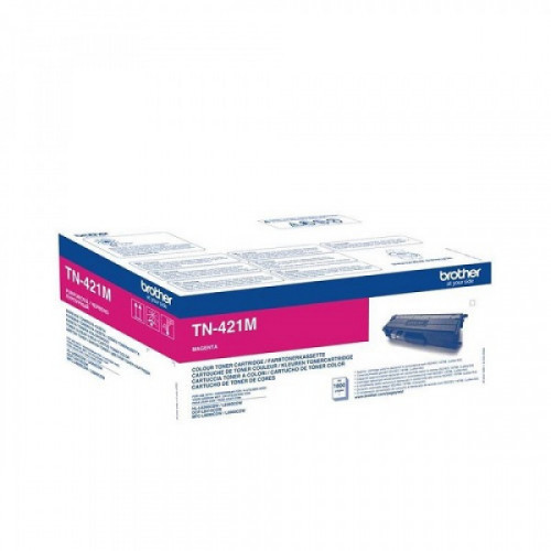 Картридж Brother TN421M пурпурный (1800стр.) для Brother HL-L8260/8360/DCP-L8410/MFC-L8690/8900
