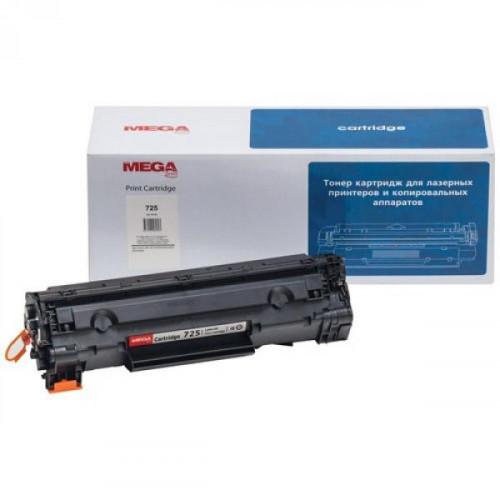 Картридж лазерный MEGA print Cartridge 725 черный совместимый