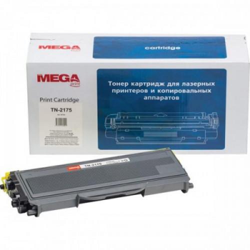 Картридж лазерный MEGA print TN-2175 черный совместимый