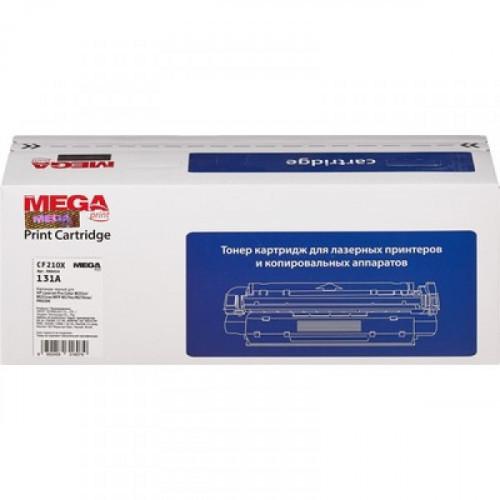 Тонер-картридж лазерный ProMEGA print 131A CF210X черный совместимый