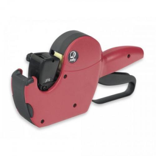 Этикет-пистолет JOLLY JP8 однострочный 8 символов 22х12 мм волнистая лента