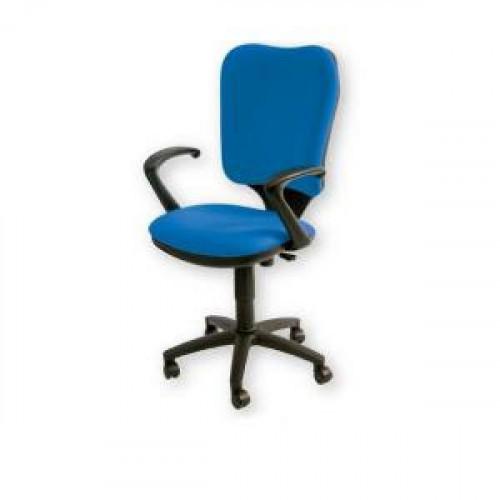 Кресло CH-540AXSN/26-21 синее