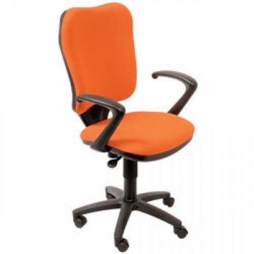 Кресло CH-540AXSN/26291 оранжевое