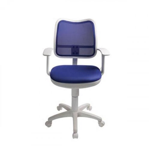 Кресло CH-W797/BL/TW-10 синий
