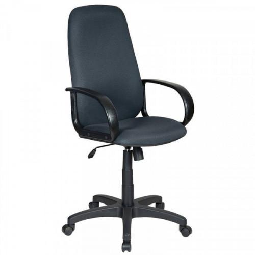 Кресло руководителя (черное TW-11)