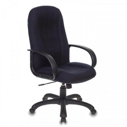 Кресло руководителя Бюрократ T-898AXSN Black черное