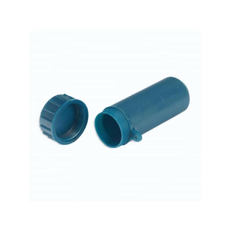 Пенал для ключей пластмассовый высота 100 мм и диаметр 40 мм
