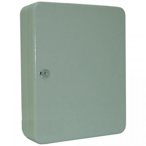 Металлический шкаф для 60 ключей Office-Force 20071 180х80х250 мм серый