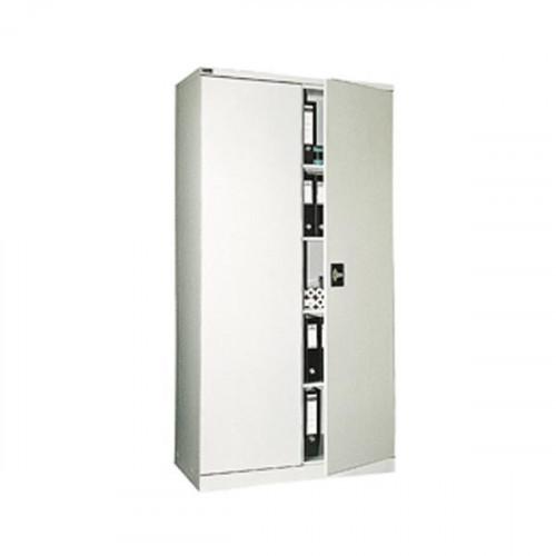 Металлический шкаф архивный КД152 с ключевым замком 1000х500х1900 мм