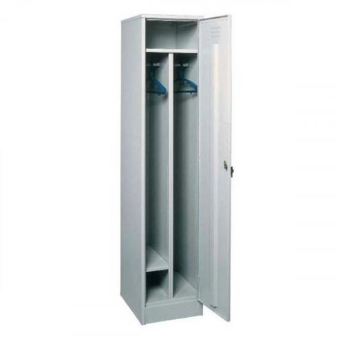 Металлический шкаф для одежды ШРМ21 400х500х1860 мм 1 отделение
