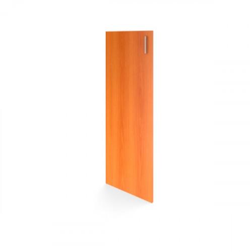 Дверь средняя 420х1100х16 мм Авантаж цвета Миланский Орех