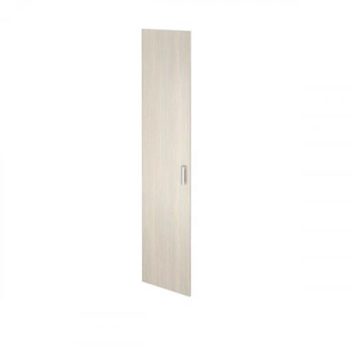 Дверь высокая из ЛДСП 1948х390х16 мм Аргентум цветом Сосна Лоредо