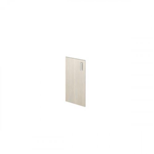 Дверь низкая из ЛДСП 764х390х16 мм Аргентум цвета Сосна Лоредо