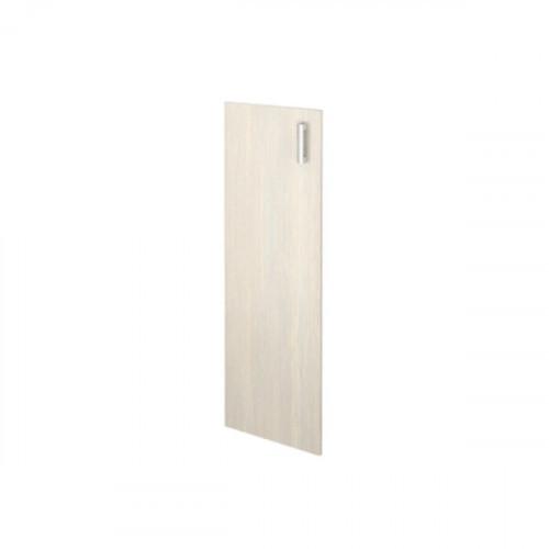 Дверь средняя из ЛДСП 1180х390х16 мм Аргентум цвета Сосна Лоредо