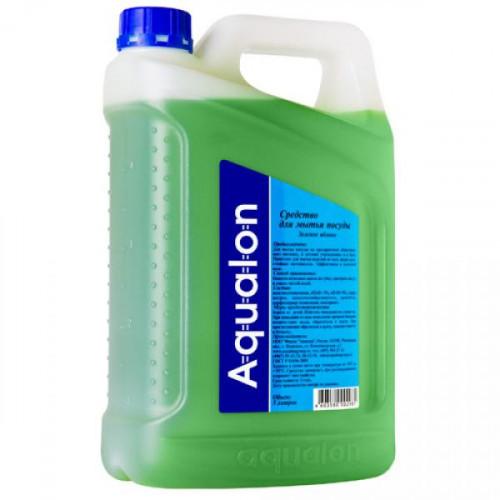 Средство для мытья посуды AQUALON 5 литров ассорти
