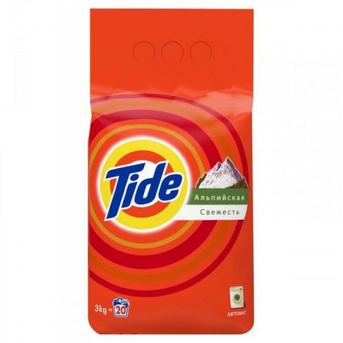 Стиральный порошок Tide для цветного и белого белья с отдушками в ассортименте 3 кг