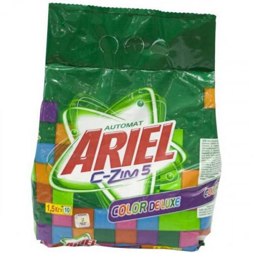 Порошок стиральный ARIEL Колор автомат 1,5 кг