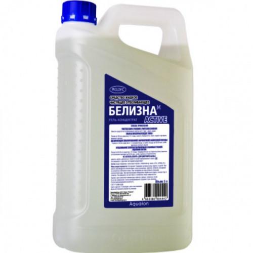 Отбеливатель гель-концентрат Белизна-М 5 литров MODUS