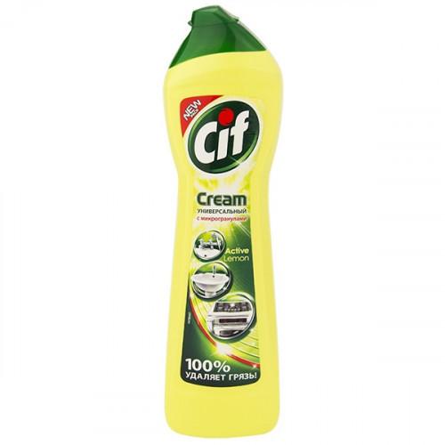 Чистящее средство для кухни Cif Актив крем 500 мл