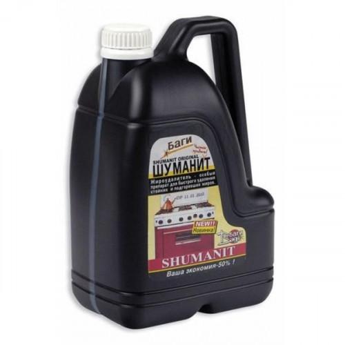 Чистящее средство для плит Шуманит Bagi жидкость 3 литра