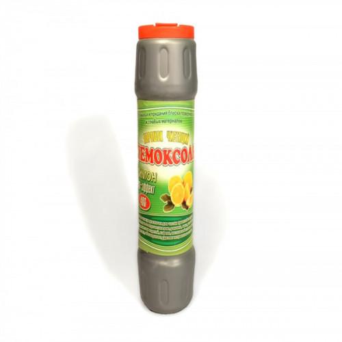 Средство чистящее, лимон/сода-эффект, порошок, 480 г, Пемоксоль, ММЗ г.Москва