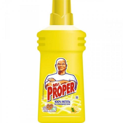 Средство чистящее универсальное Mr.Proper отдушки в ассортименте 500 мл