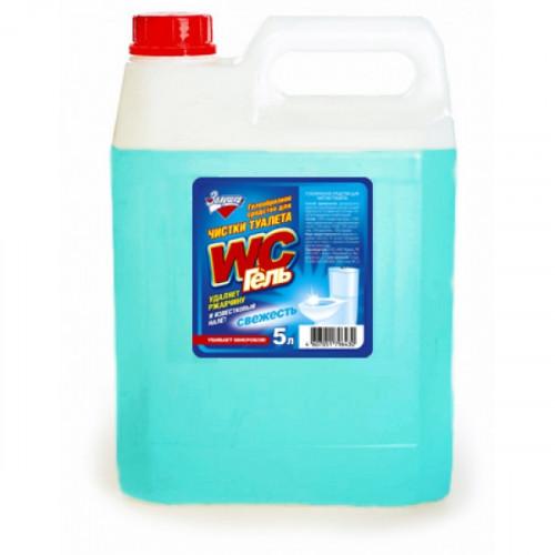 Средство для чистки туалета Золушка гель 5 литров