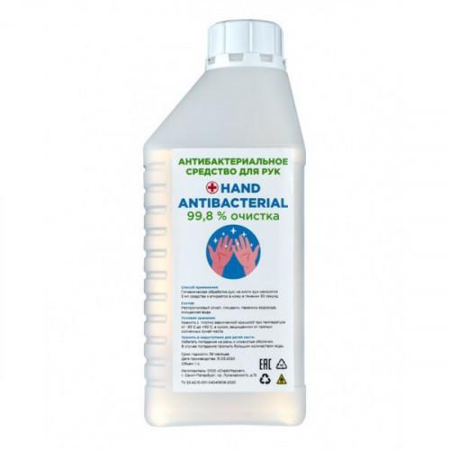 Антисептик Hand Antibacterial жидкость 1 литр для рук