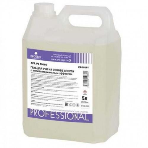 Антисептик Prosept Professional гель 5 литров для рук ромашка аптечная (P1 09005)