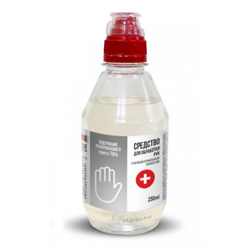 Антисептик Теком жидкость 250мл для рук