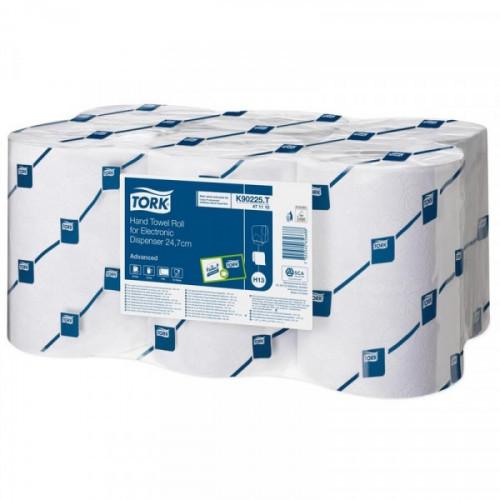 Полотенца бумажные 2-слойные Tork Advanced Н13 К90225/471110 ранее EnMotion (6 рулонов по 143 метра)