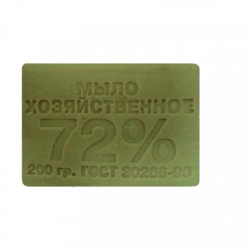 Мыло хозяйственное 72% ГОСТ 30266-95 200 г